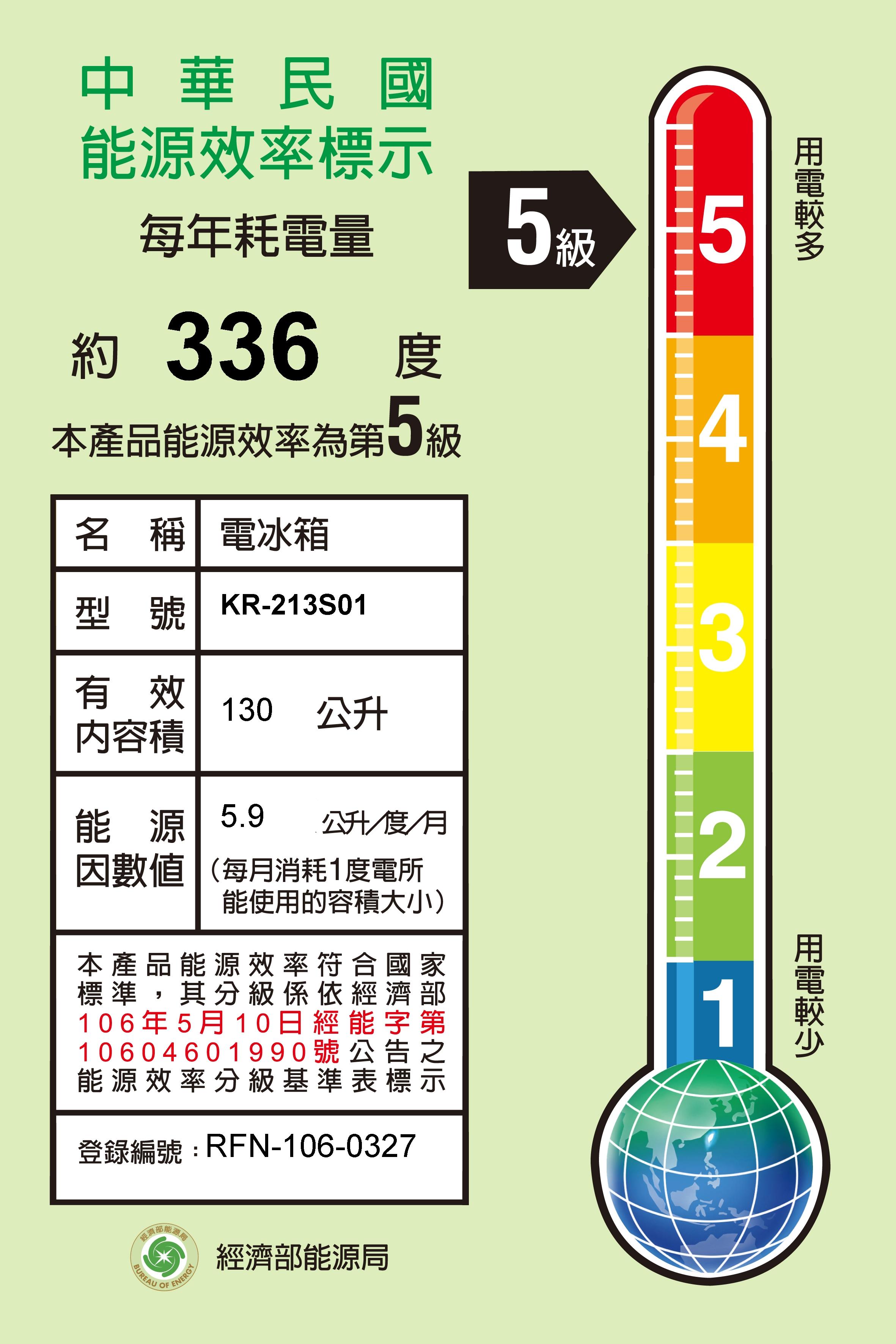 歌林雙門冰箱_商品圖_2