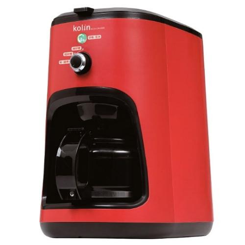 歌林 4杯份 磨豆咖啡機